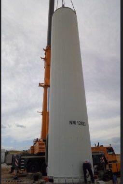 Energia pulita eolica