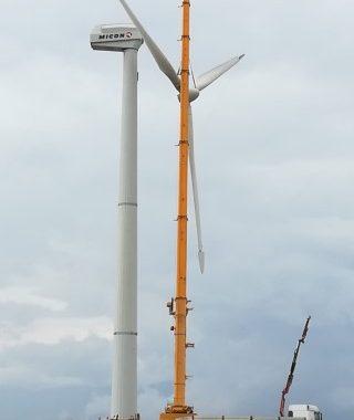 Generatore eolico
