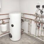 Pompa di calore_ Un dispositivo che trasferisce energia termica da una sorgente a temperatura più bassa, ad un sistema a temperatura più alta. Riscaldare una struttura diventa sostenibile.